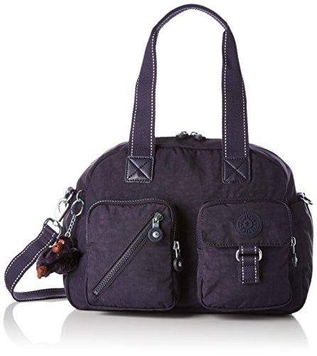 Kipling Defea, Women Shoulder Bag Purple (blue Purple C)