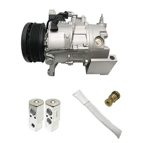 RYC Remanufactured AC Compressor Kit KT AH66
