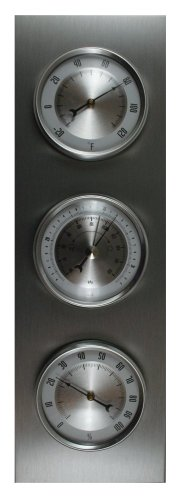 Ambient Weather WS-L0801TBH Brushed Aluminum Traditional Weather Station