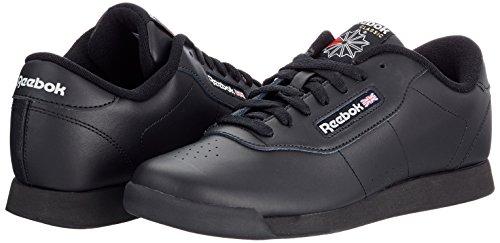 black 000 Reebok Princess Nero Donna Sneaker gxAAwSqIZR