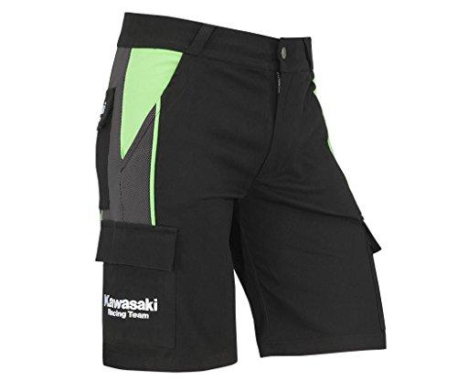 Kawasaki KRT SBK Replica Bermuda Shorts
