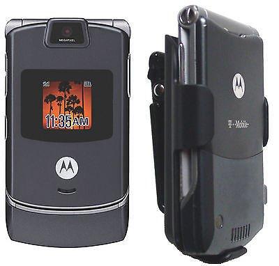V3R V3T V3 V3M V3X V3c V3I Phone Motorola Holster Case Razr Razor cell Belt (V3m Cell Phone Case)
