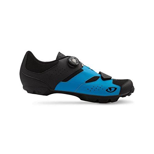 Giro Cylinder - Chaussures Homme - Bleu/Noir 2018 Chaussures VTT Shimano