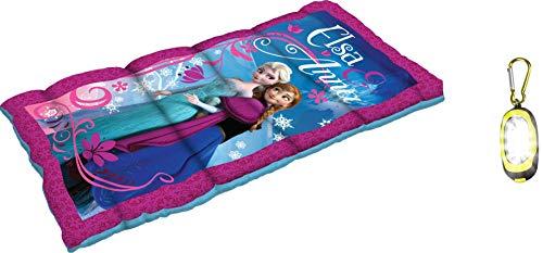 (Exxel Disney Frozen Sleeping Bag and Bonus 2.5