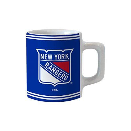 Rangers Coffee Mug (Boelter Brands NHL New York Rangers Sublimated Mini Mug, 2-Ounce)