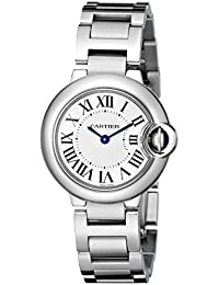 Women's W69010Z4 Ballon Bleu Stainless Steel Dress Watch
