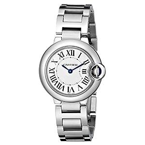 Cartier Ballon Bleu - Reloj (Reloj de pulsera, Masculino, Acero inoxidable, Acero inoxidable, Acero inoxidable, Acero inoxidable) 9
