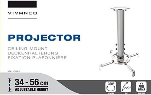 Vivanco WPM 590 V - Soporte para proyector: Amazon.es: Electrónica