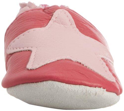 Shoo Shoo Ruby Star, Baby Mädchen Lauflernschuhe Pink