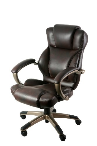 Z-Line Designs Executive Chair, Dark Brown by Z-Line Designs