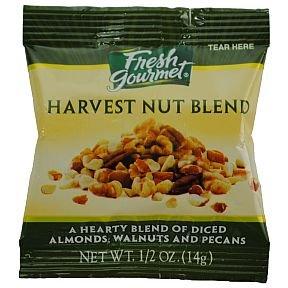 - Fresh Gourmet® Harvest Nut Blend (box of 150)