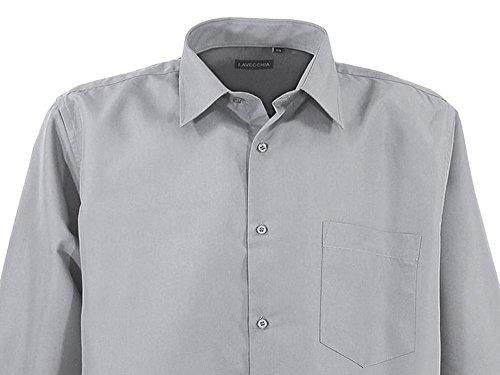 Lavecchia Herrenhemd langer Arm