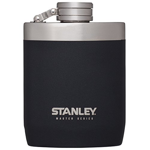 Stanley Master Flask, Foundry Black, 8 oz