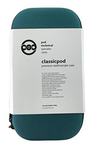 Pod Technical Classicpod Stethoscope Carry Case - Teal 3