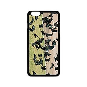 Flying Is Freedom Hight Quality Plastic Case for Iphone 6