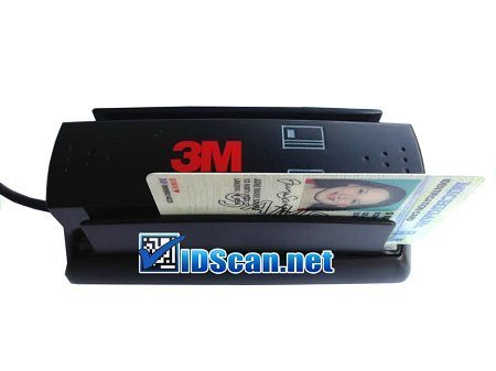 3M CR100M Document Passport Reader Scanner MRZ MRTDS USB by IDScan.net (Image #3)