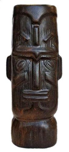 Ku Tiki Mask (Kon Tiki Thor Heyerdahl Tribute Brown Tiki Mug - Limited Edition)