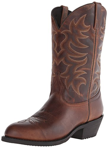 Laredo Men's Pinehurst Western Boot,Brown,10.5 D US ()
