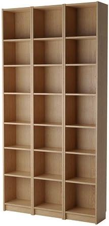 IKEA BILLY - Librero, roble - 120x237x28 cm: Amazon.es: Hogar