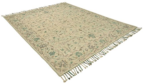 Stone & Beam Serene Transitional Wool Area Rug, 8' x 10', Multi by Stone & Beam (Image #3)
