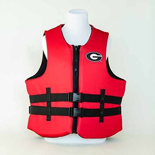 【在庫僅少】 University of Vest Georgia Coast Bulldogs U S XXX-Large Coast Guard Approved Life Vest XXX-Large B071YTXB7D, 手芸材料工房:28e8583a --- a0267596.xsph.ru