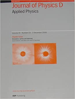 Joural of Physics D, Applied Physics (Journal of Physics, 41