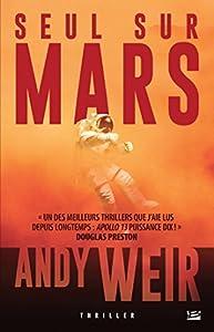 vignette de 'Seul sur Mars (Andy Weir)'