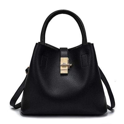 UltraZhyyne - Vintage Women's Handbags Famous Fashion Brand Candy Shoulder Bags Ladies Totes Simple Trapeze Women Messenger - Phone Black Cell Valentino