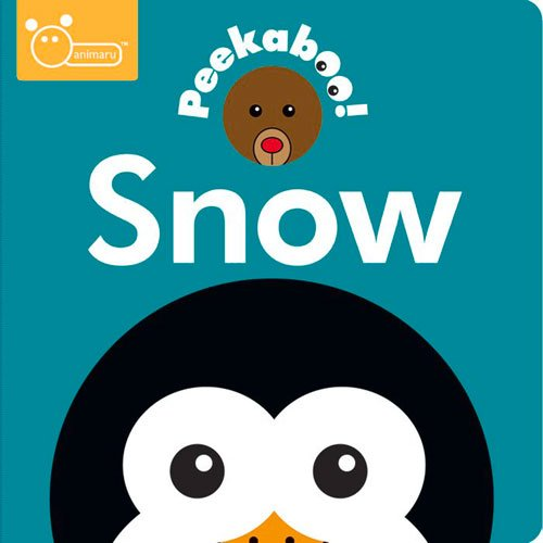 Read Online Peekaboo! Snow (Animaru) PDF