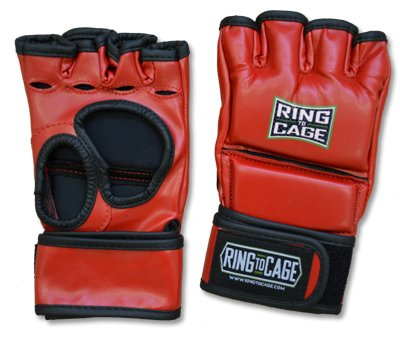 Ring to Cage Kids MMA Training Gloves