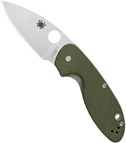 Amazon.com: Spyderco SC216GPGR-BRK - Cuchillos de caza ...