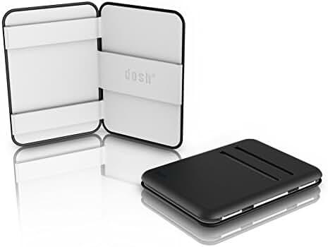 DOSH Compact Designer Magic Flip Wallet
