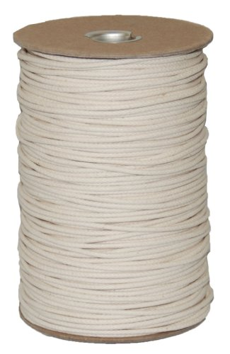 T.W . Evans Cordage 02-185 Number-18 Cotton Seine Mason Line with 550-Feet Tube