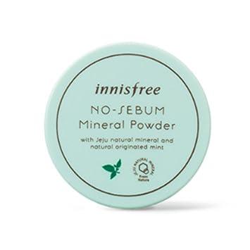 No Sebum Mineral Powder by innisfree #21
