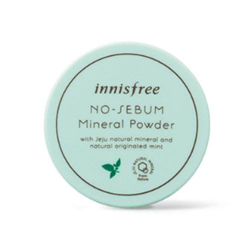 Innisfree No Sebum Mineral Powder 5g (Mineral Beauty System)