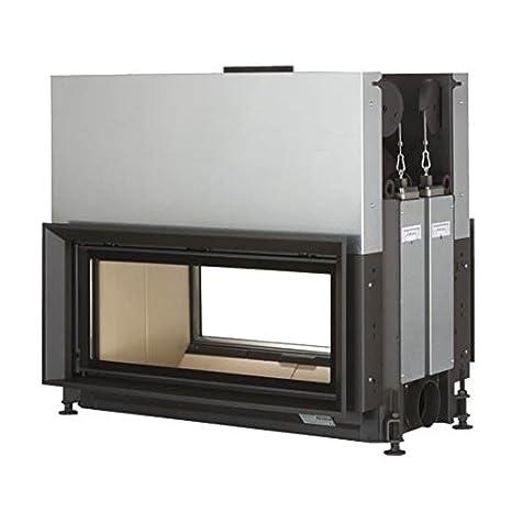 Brunner Chimenea Chimenea 38/86 túnel Calefacción de Arquitectura: Amazon.es: Bricolaje y herramientas
