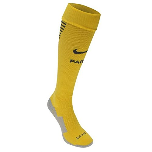 2017-2018 PSG Nike Away Socks (Yellow)