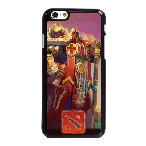 D3G84 Defense of the Ancients Dota OMNIKNIGHT P0N6NG coque iPhone 6 Plus de 5,5 pouces cas de couverture de téléphone portable coque noire KT7JKS5HO