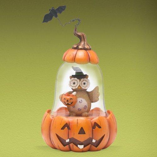 Lenox Halloween Pumpkin Glass