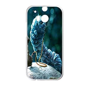 Happy Alice In Wonderland Case Cover For HTC M8 Case by ruishername