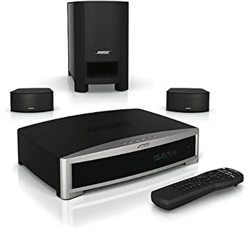 321 GS Series III DVD Home Entertainment System