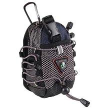 Samsonite SB602BLU Rugged Water-Resistant Camera Bag w/Built-in Compass & Carabiner (Blue)