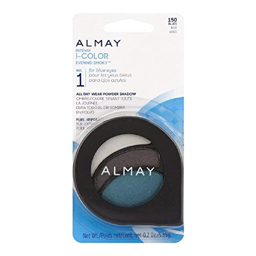Almay Intense i-Color Evening Smoky, Blues