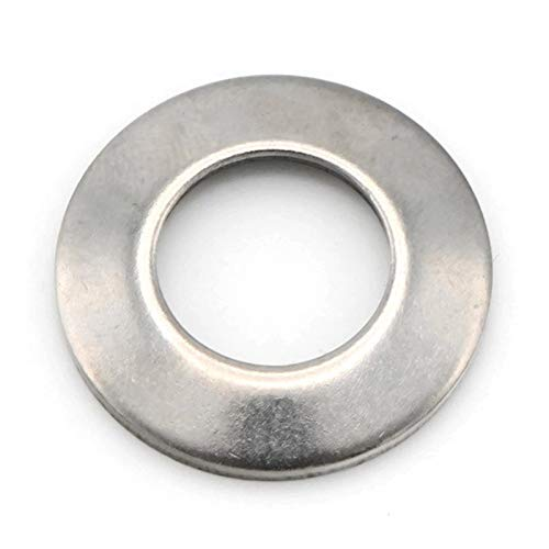 Belleville Washers Conical Disc Spring Cup Washers 18-8 Stainless Steel 5/16'' Qty 1,000 by ALBANYCOUNTYFASTENERS (Image #1)