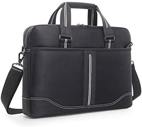 Dsti Laptoptasche 15.6 Zoll Schultertaschen Wasserdicht Umhängetasche Große Kapazität Aktentasche Für Männer/Student