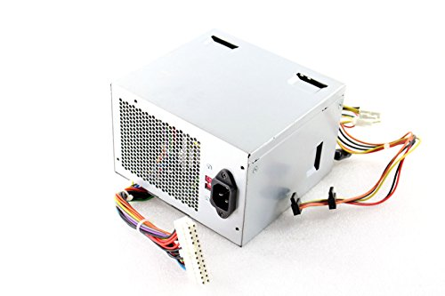 Genuine Dell 230w Power Supply PSU for Dimension 3100, E310 and Optiplex 210L, 320, 330, 360 and GX520 Systems Part /Model Numbers: MC633, PC357, N8372, NC905, P8407, R8042, L230N-00, PS5231-2DS-1F, HP-P2307F3 LF, NPS-230DBA, NPS-230DB-1A, PS-5231-2DFS-LF, L230P-00, H230N-00, N230P-00, N230N-00, L230P-00 (Dell Optiplex Gx520 Power Supply)