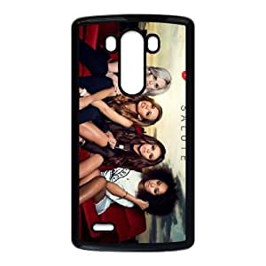 LG G3 Cell Phone Case Covers Black Little Mix Phone cover F7633896
