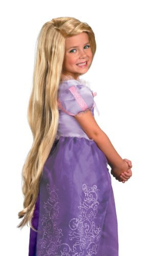 DIS13745 175 Child Rapunzel Wig product image