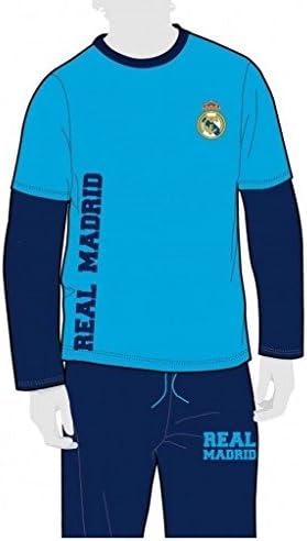 Pijama Real Madrid niño invierno Tallas 2 a 14 - 14: Amazon.es ...