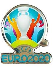 Euro 2020 Unisex-Jeugdbadge, Multi, One Size